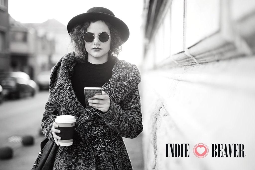 Indie Beaver - блог за алтърнатив култура - проект