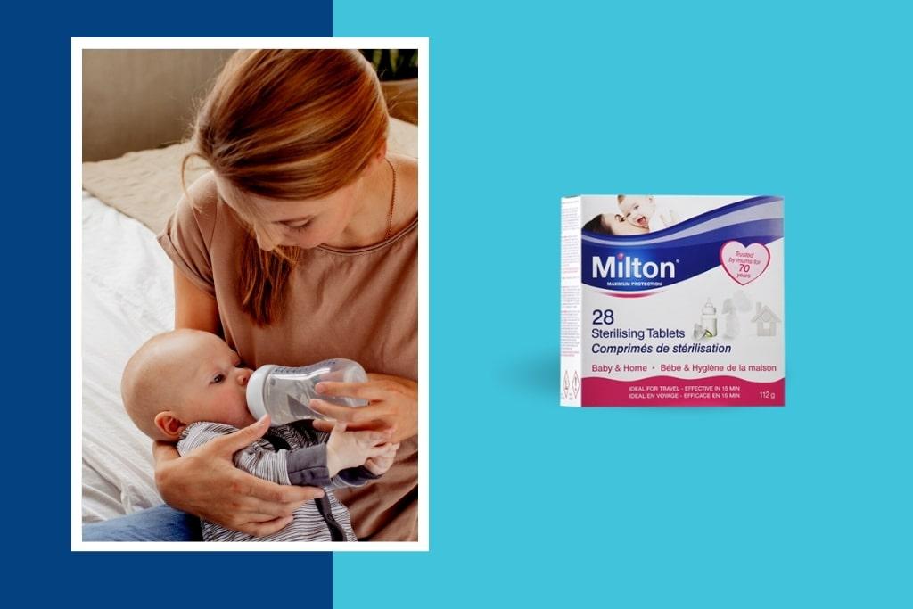 Milton - Facebook поддръжка на страница