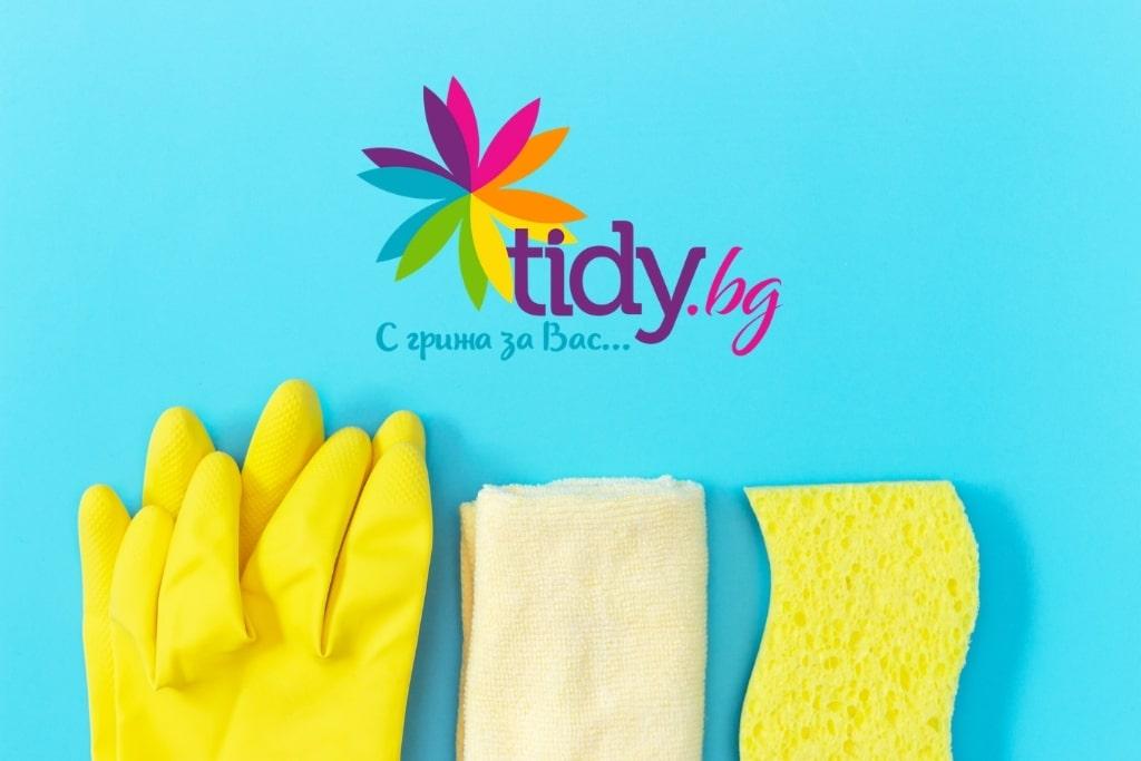 Tidy.bg - Фейсбук страница и блог